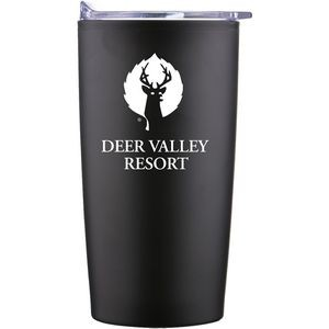 20 Oz. Econo-Stainless Steel Traveler Tumbler
